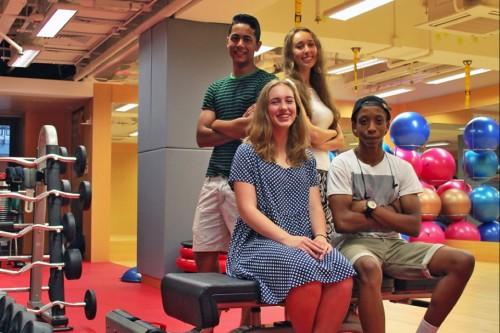 Discovery College Wellness Ambassadors