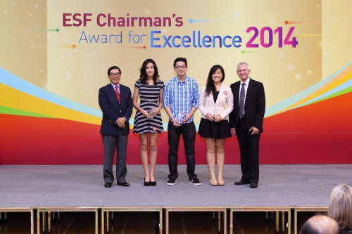 ESF Chairmans Awards 2014