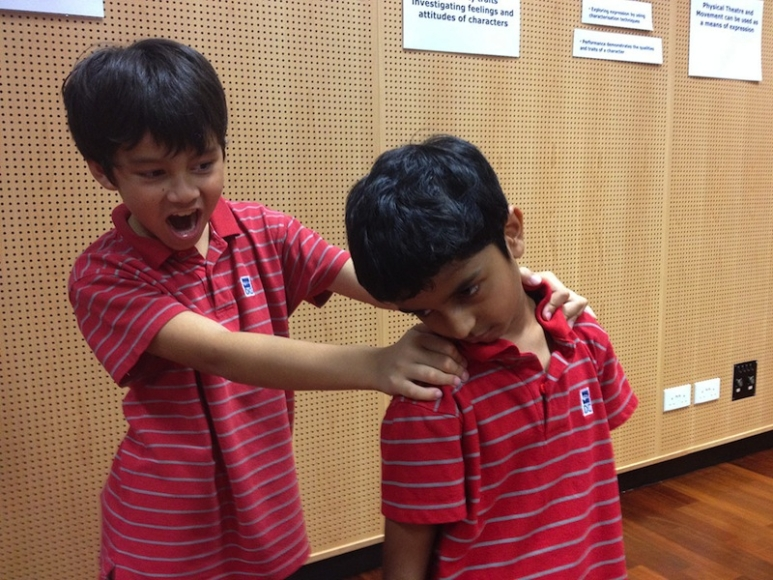 Tensions rise in Year 5 drama