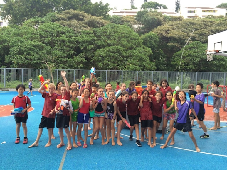 Year 6 Water Party