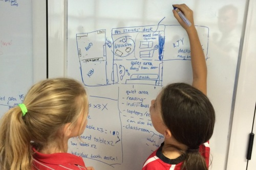 Year 6 Learning Spaces