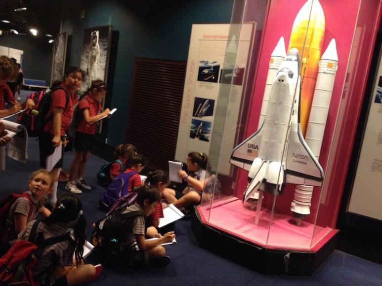 Y5 Space Trip