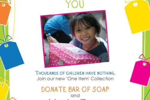 Box of Hope Soap