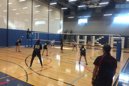 u16 Girls VB