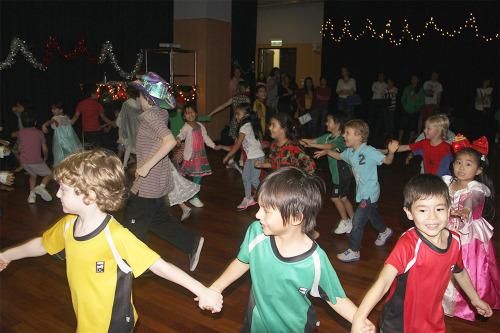 Y1-Festive-Party