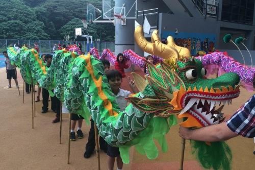 Y4 Dragon Dancing 2