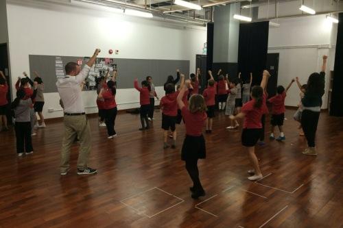 Y5 Street Dance