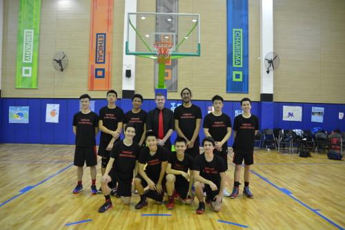 ACAMIS Silver Division Basketball Tournament 3