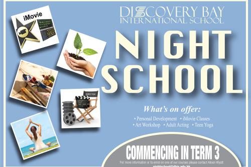 Night School Flyer Final