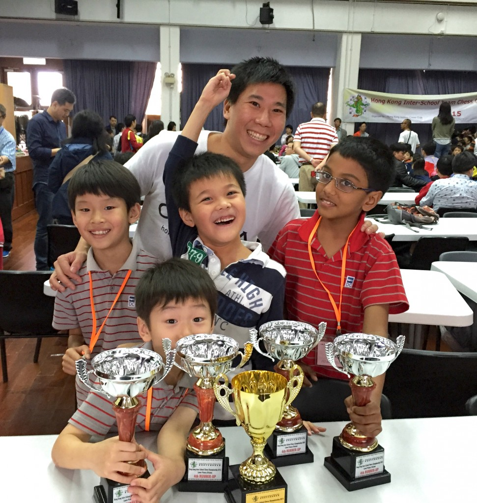 The Explorer – Students continue chess success