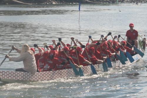 DC COBRAS in boat