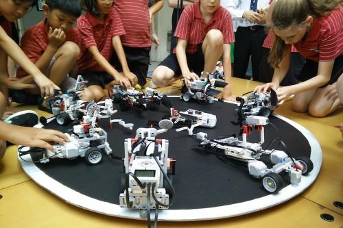 Science Week Robotics Challenge