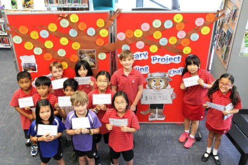 Another successful Library Project Reading Challenge
