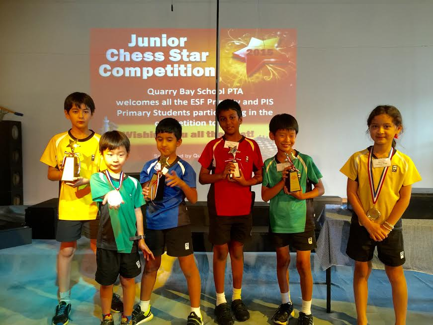 The Explorer – Congratulations to our Junior Chess Stars