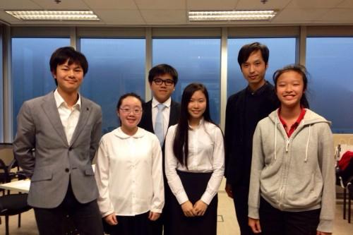 chinese debate team