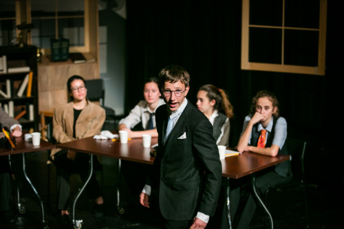 Y11 Drama students perform in '12 Angry Men'