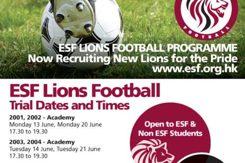 Lions Trials New