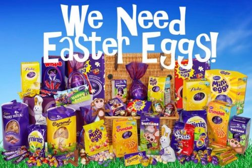 We Need Easter Eggs poster