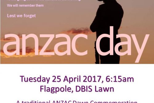 Discovery Bay Commemoration 2017